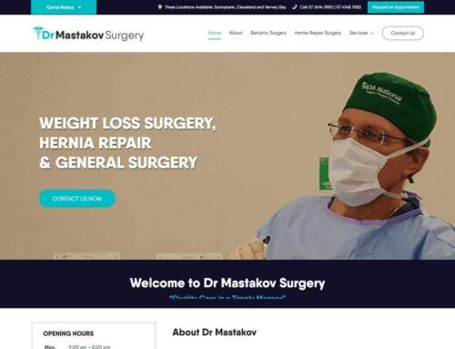 Dr. Mastakov Surgery