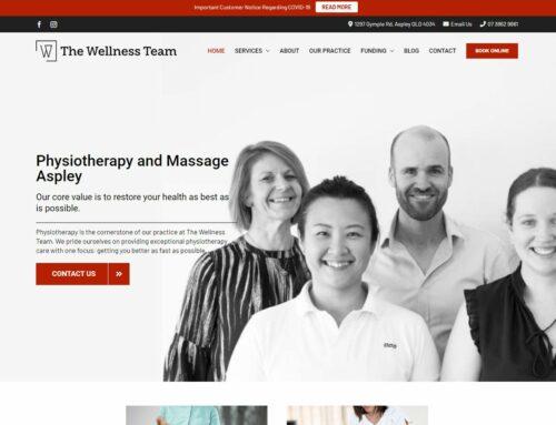 The Wellness Team